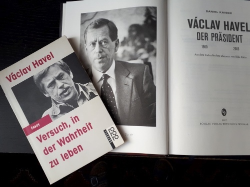 Vaclav Havel Buecher 500